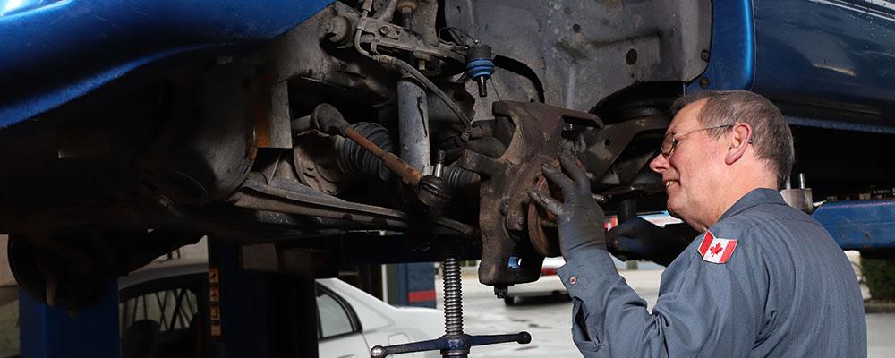Brake Inspection & Repair