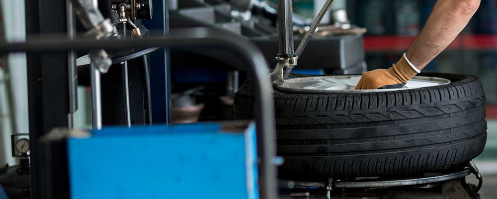 Tire Rotation & Wheel Alignment